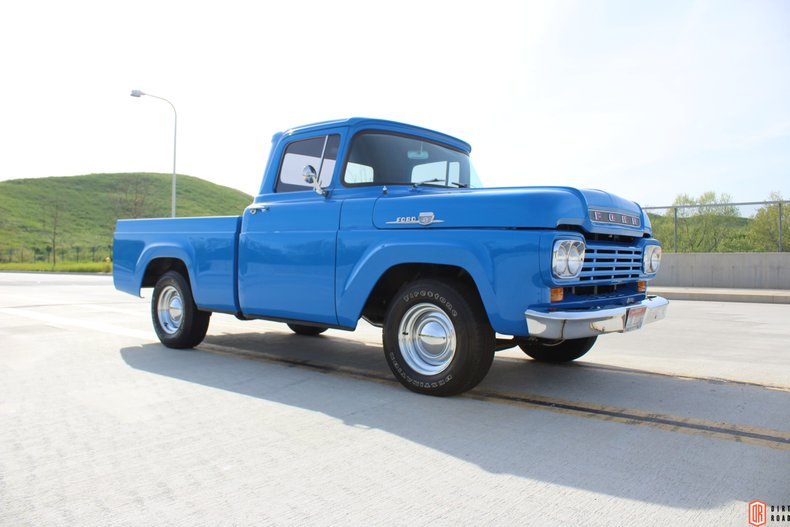 1959 Ford F100 For Sale