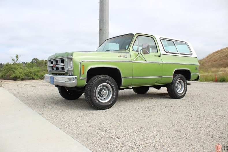 1976 GMC Jimmy For Sale
