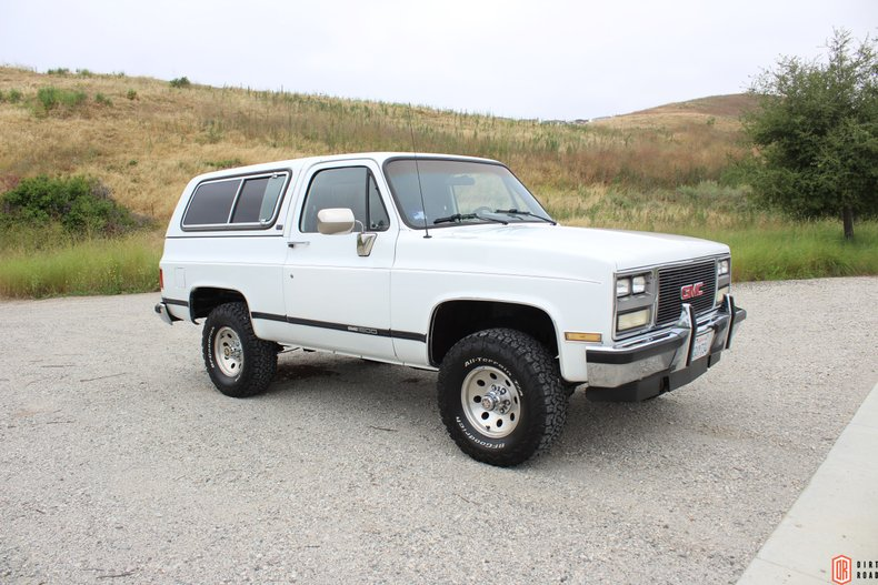 1989 GMC Jimmy For Sale