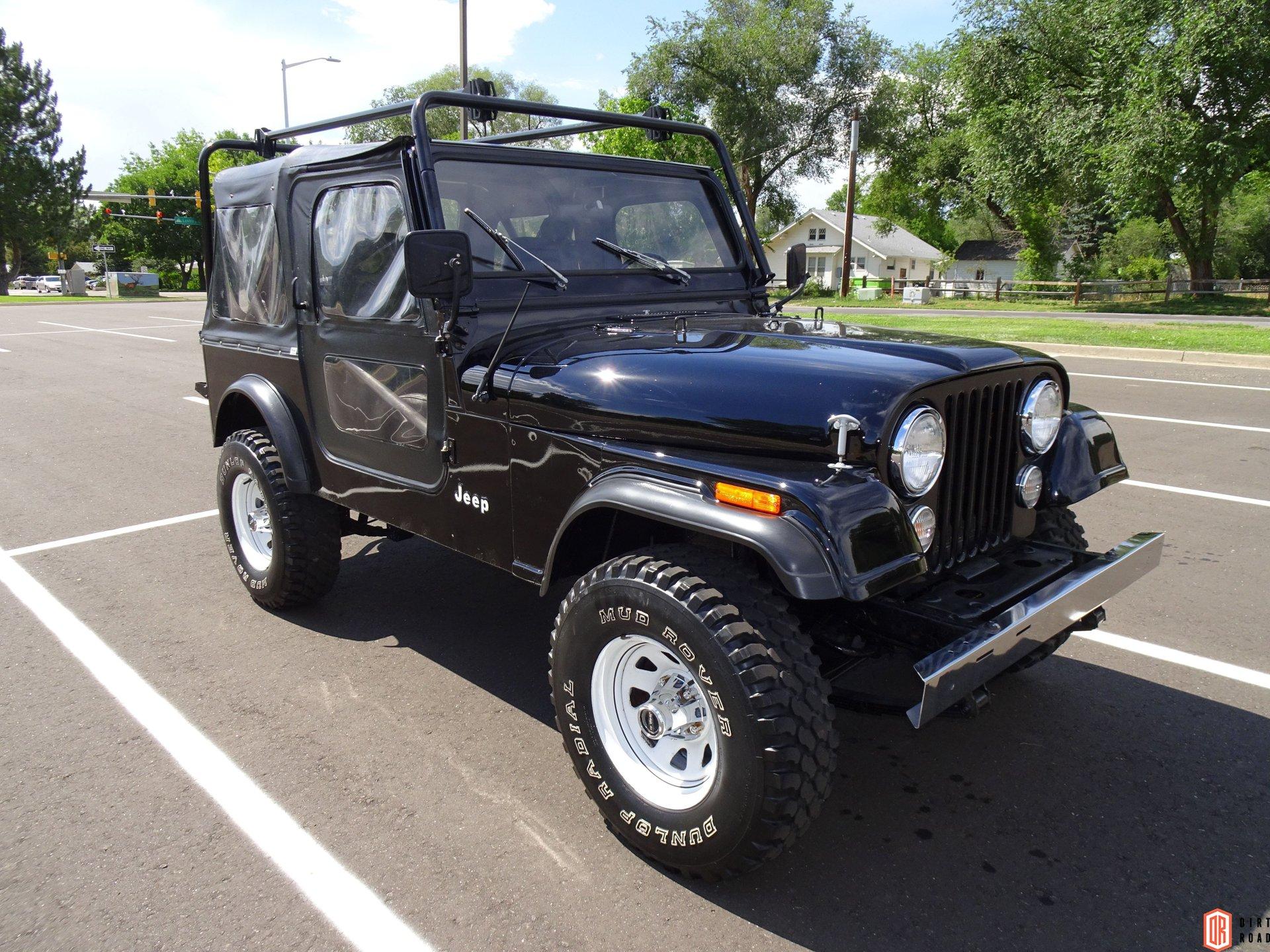 1986 jeep cj 7 cj7