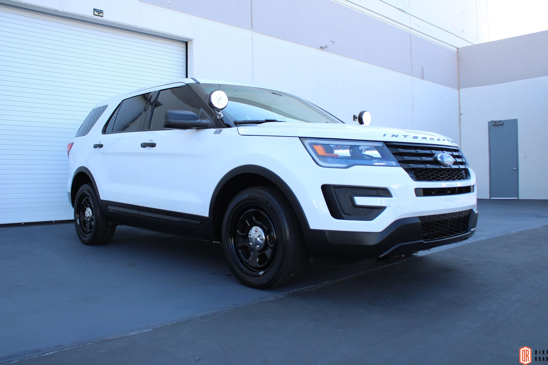 2016 ford explorer police interceptor utility