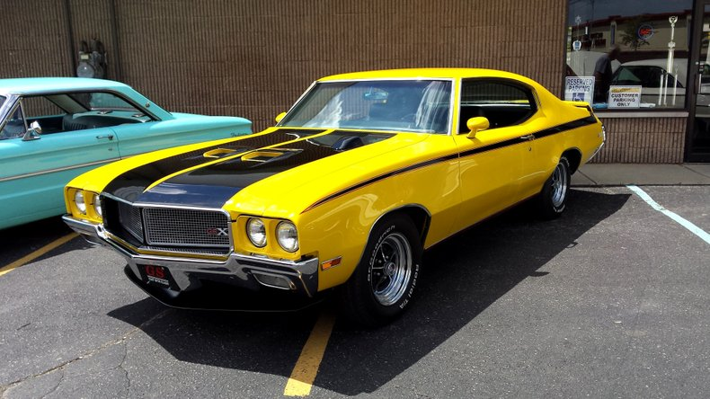1970 Buick GSX Tribute