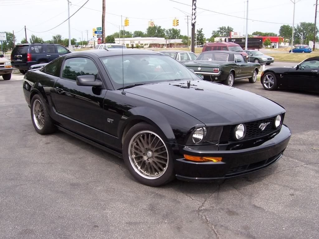 2008 ford mustant gt w roush