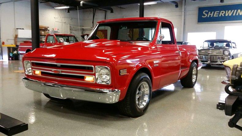 1968 Chevrolet Cheyenne