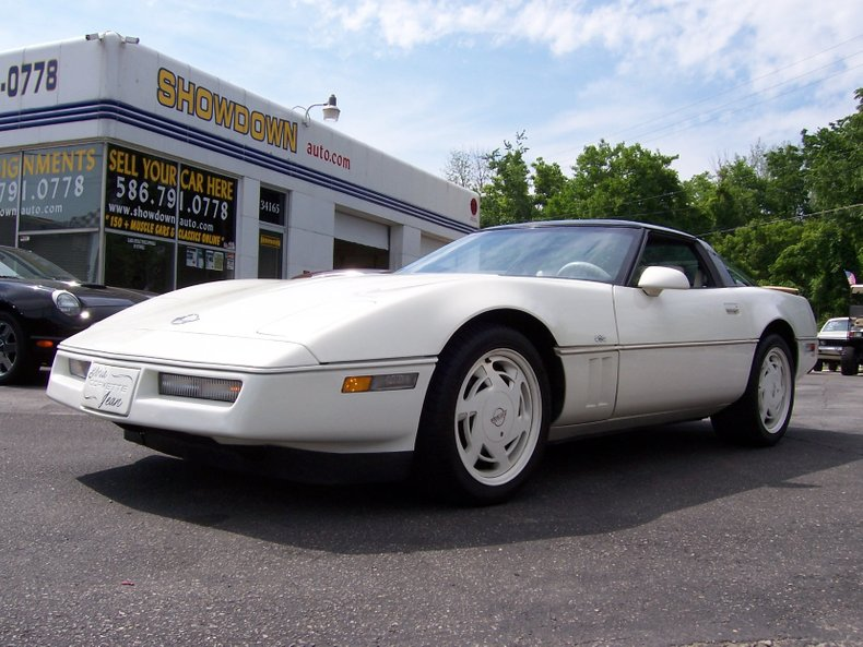 1988 Chevrolet 35th Anniversary Corvette