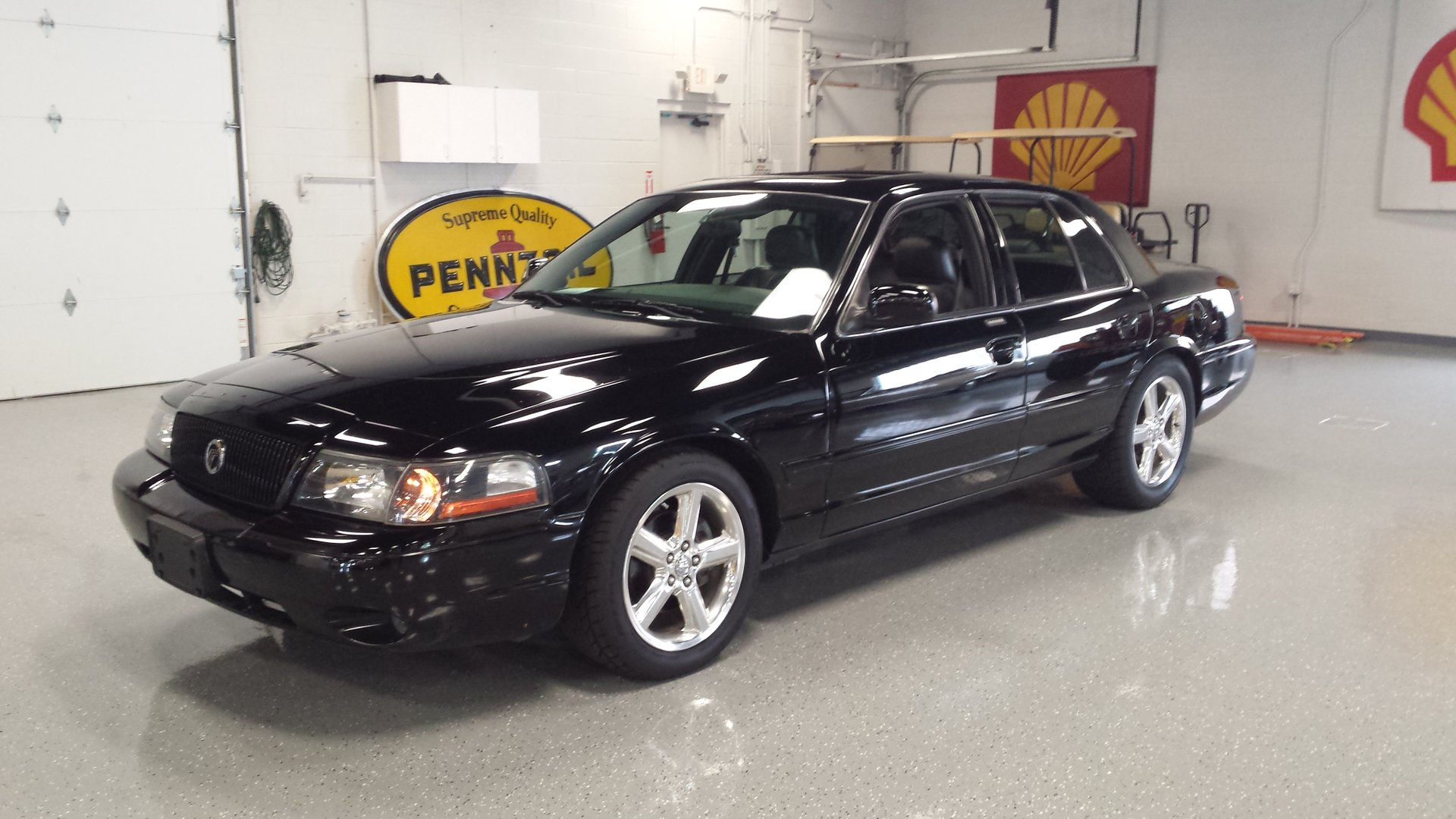 2004 mercury marauder supercharged