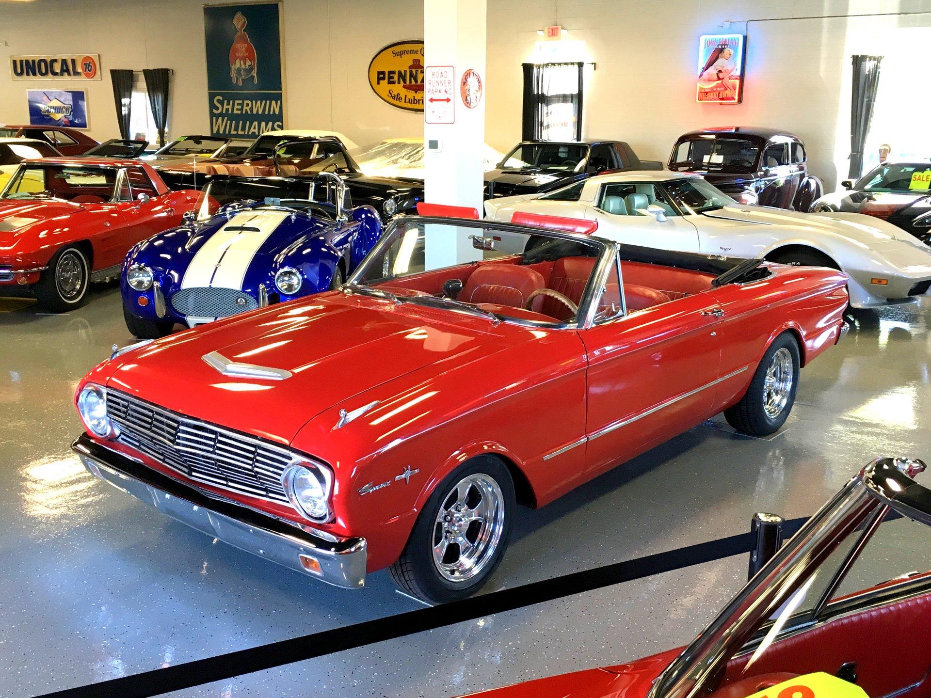 1963 Ford Falcon | Showdown Auto Sales - Drive Your Dream