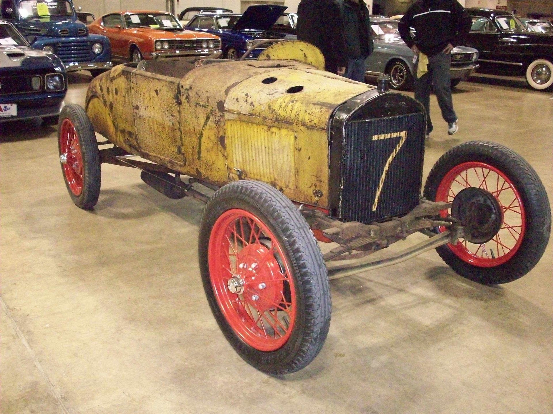 1927 ford model t race car