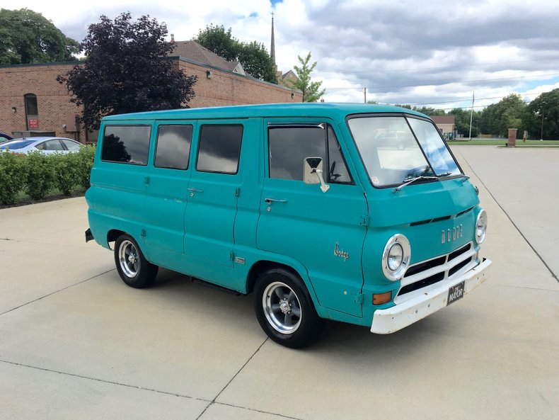 Dodge A100 For Sale >> 1966 Dodge A100 For Sale 61048 Mcg