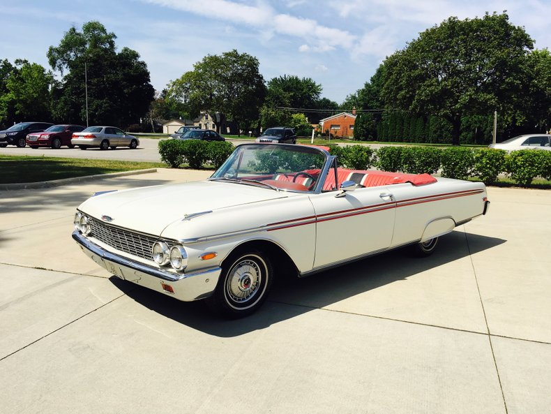 1962 Ford Galaxie For Sale