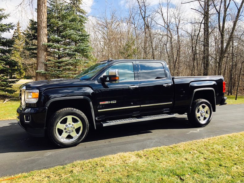 2015 GMC Sierra For Sale