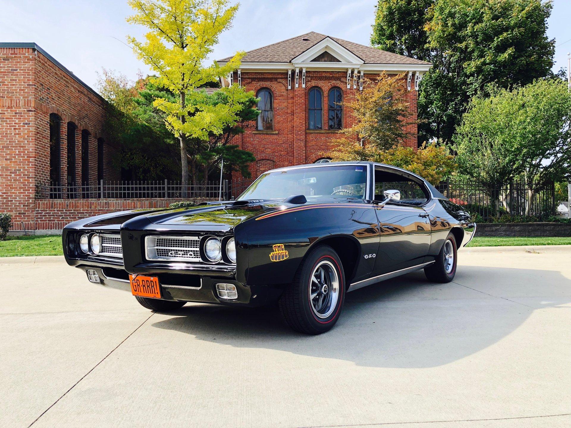1969 Pontiac GTO | Showdown Auto Sales - Drive Your Dream