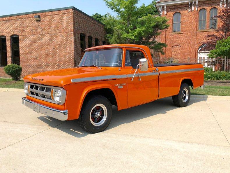 1968 Dodge 100