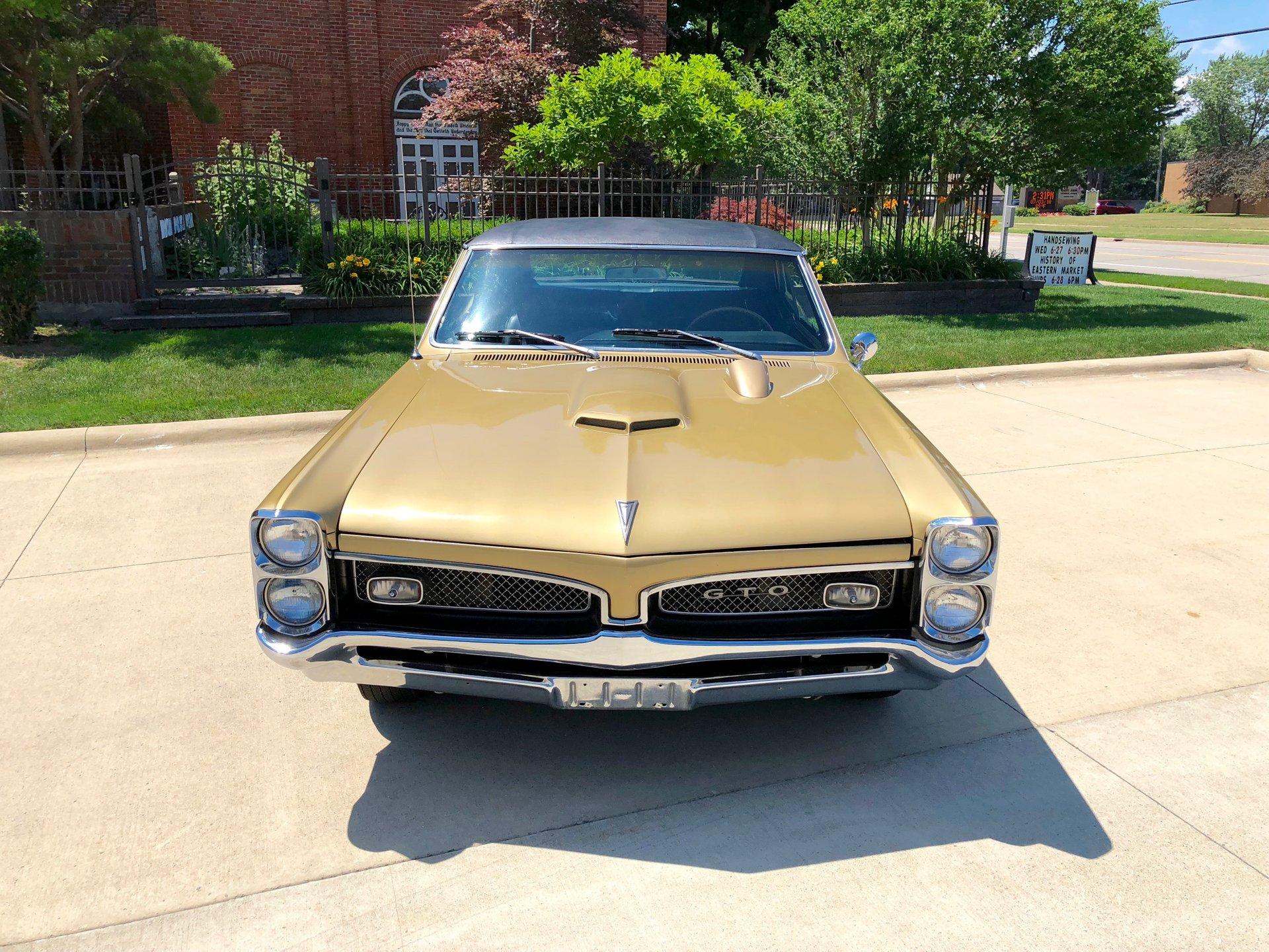 1967 Pontiac GTO | Showdown Auto Sales - Drive Your Dream