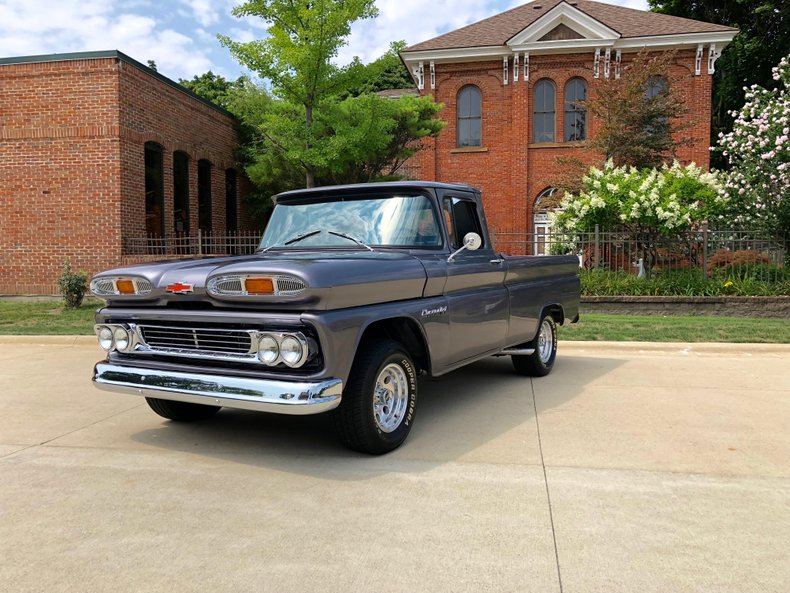 1960 Chevrolet 1/2-Ton Pickup