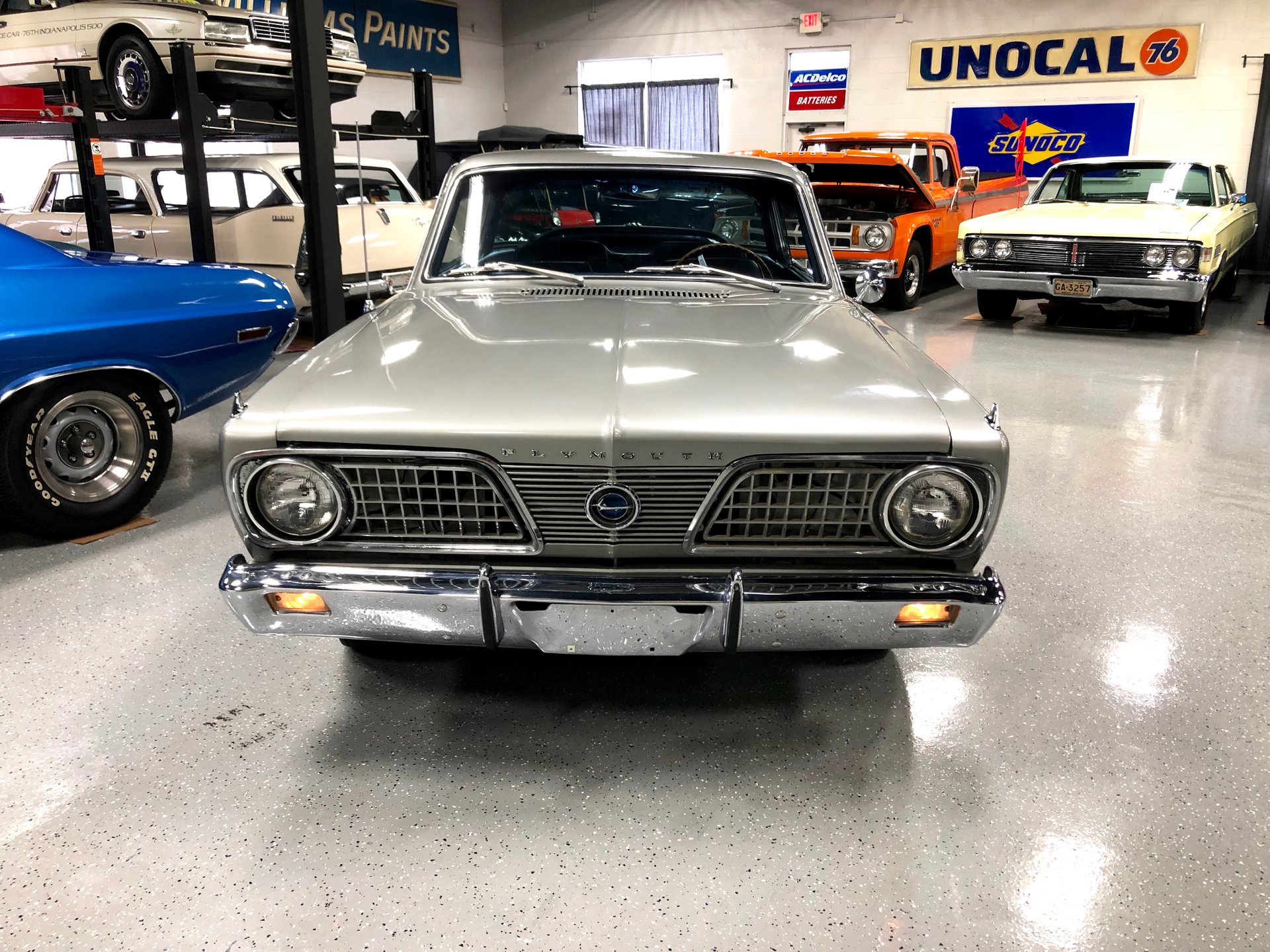 1966 Plymouth Barracuda for sale #109067   MCG