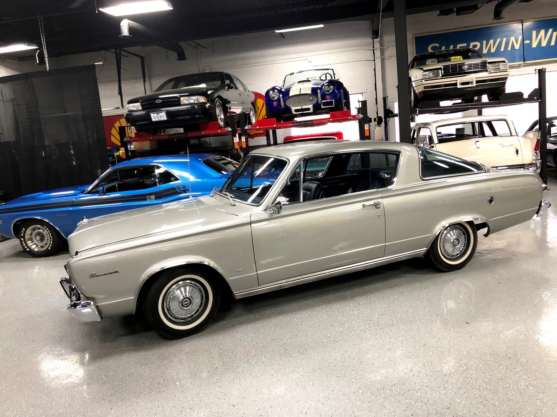 1966 Plymouth Barracuda for sale #109067 | MCG