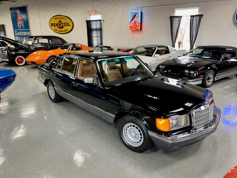 1984 Mercedes-Benz 500 SEL