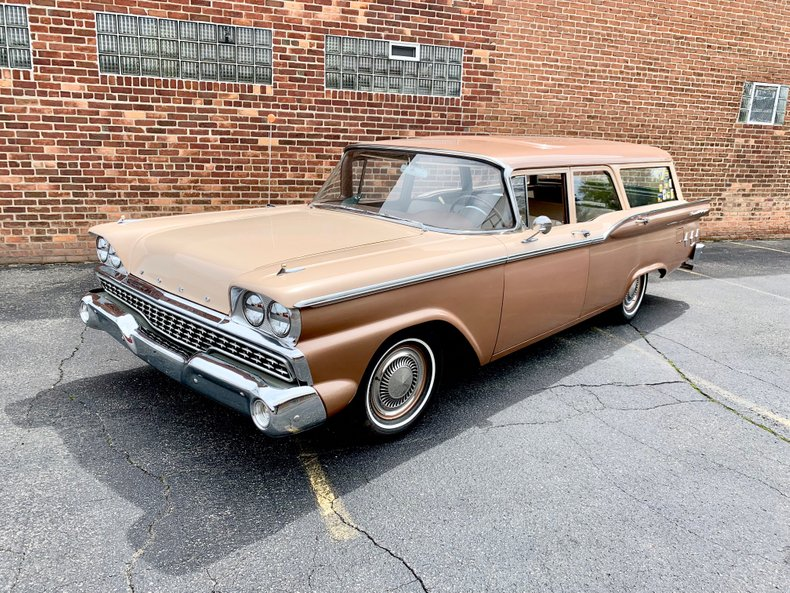 1959 Ford Ranch Wagon