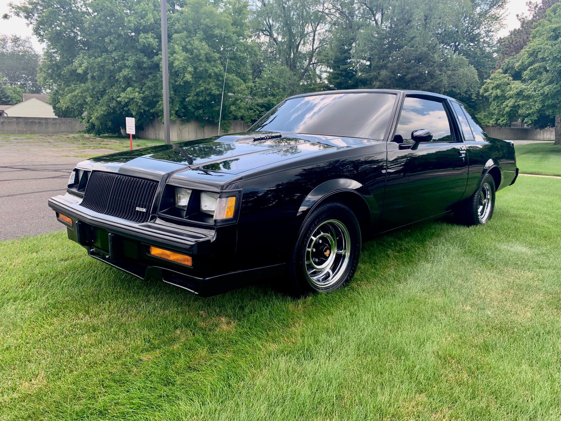 1987 buick t type