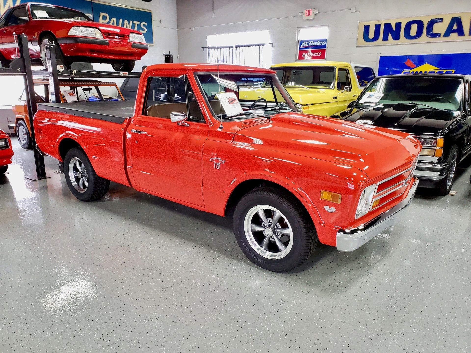 1968 chevrolet c 10