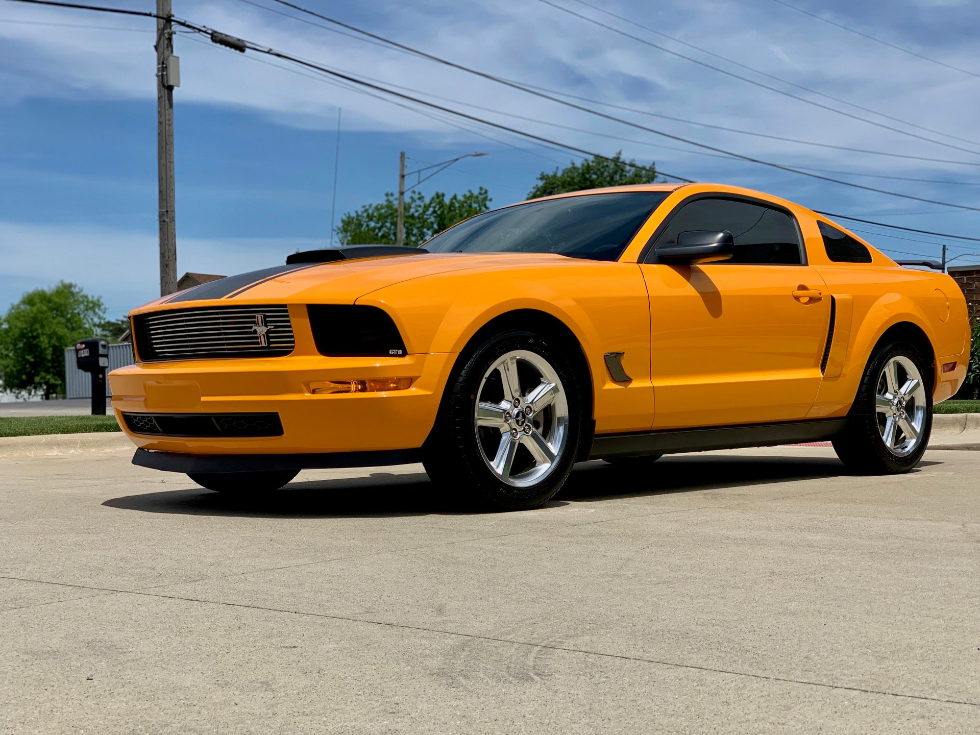 2008 Ford Mustang | Showdown Auto Sales - Drive Your Dream