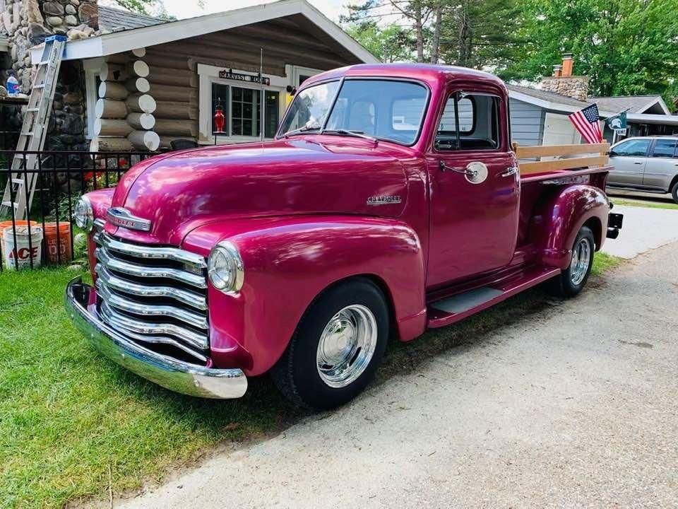 1951 chevrolet 3100 5 window