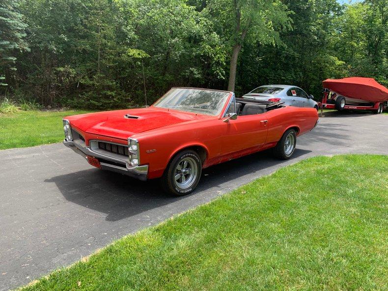 1967 Pontiac LeMans For Sale
