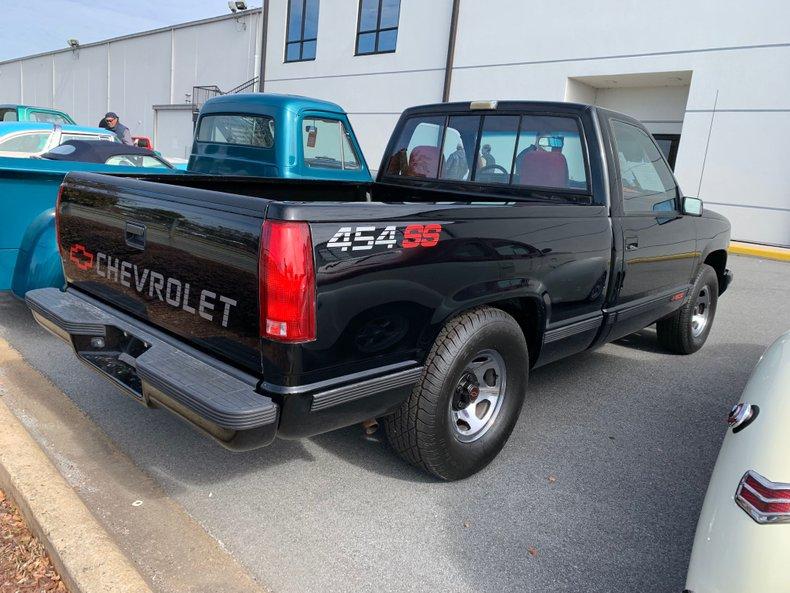 1990 Chevrolet SS454