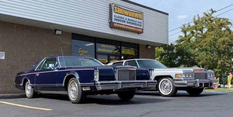 1979 Lincoln Mark V For Sale