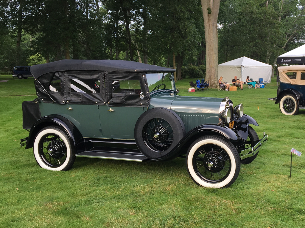 1929 ford model a phaeton a 35