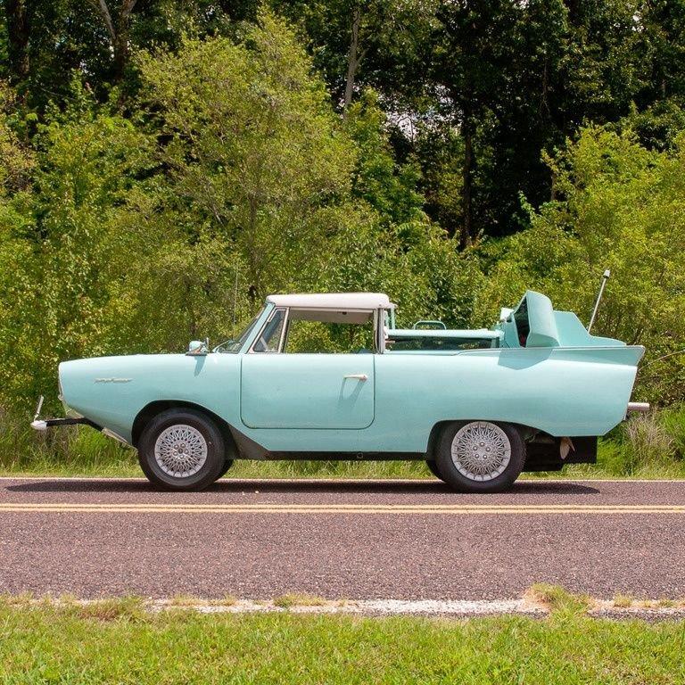 1969 amphicar