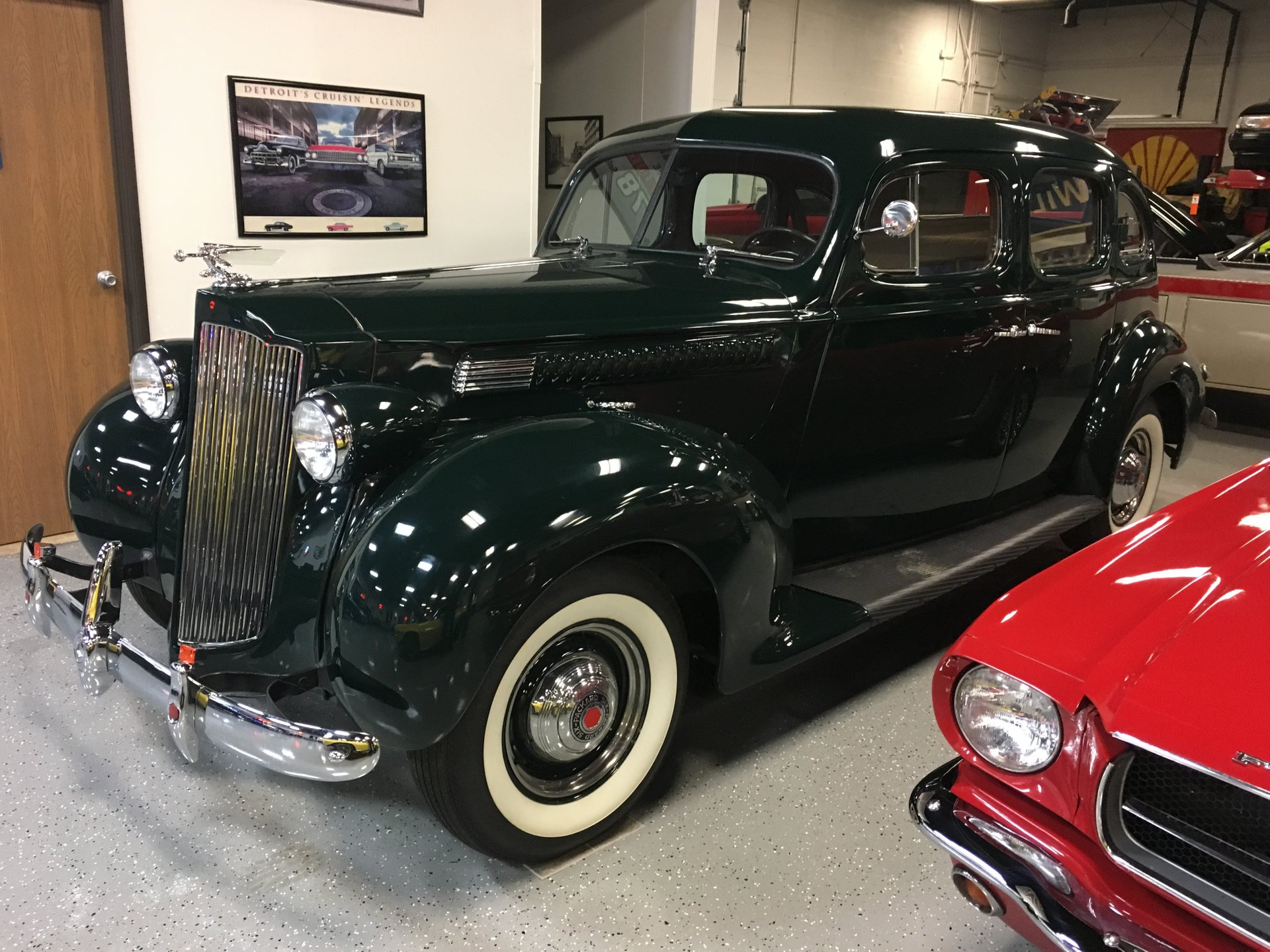 1939 packard model 100 series 1700