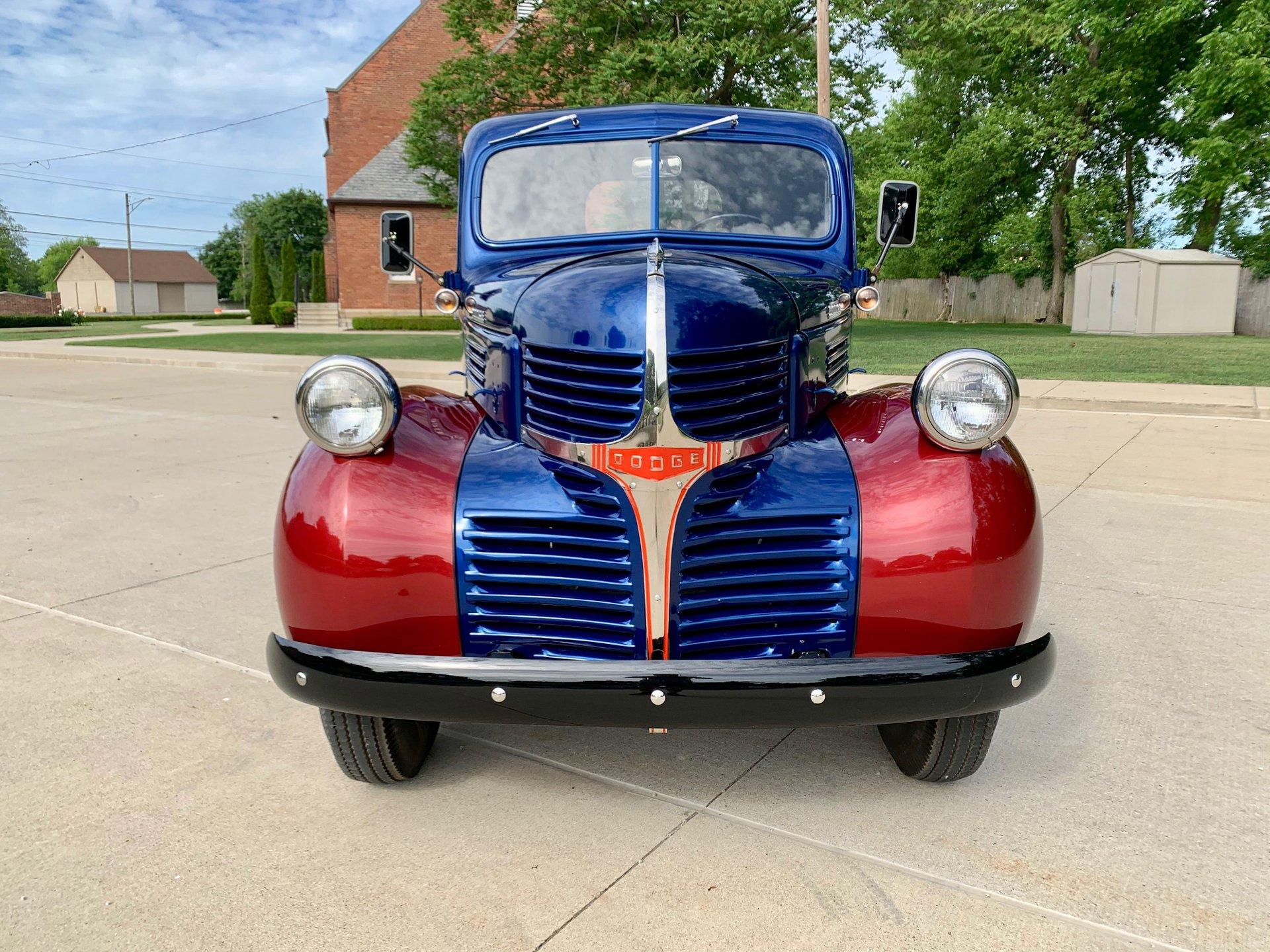 1946 dodge 3 4 ton pickup