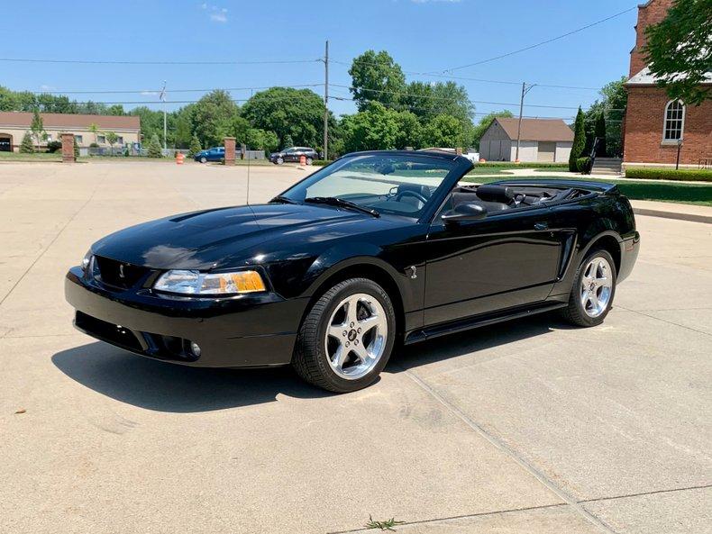 1999 Ford Mustang Cobra