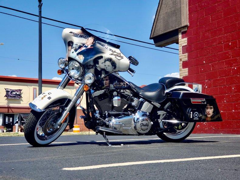 2012 Harley davidson Softail deluxe