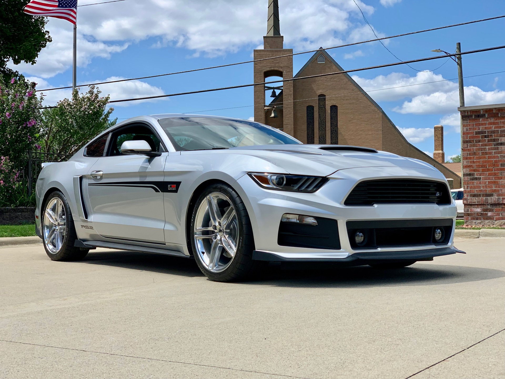 2017 ford mustant gt w roush
