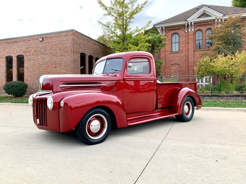 1947 Ford F100