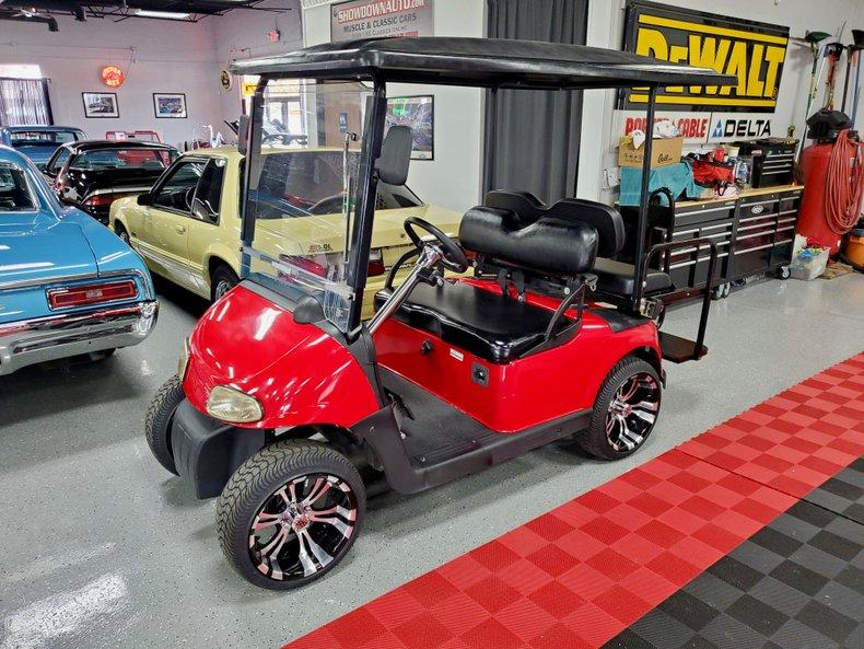 2016 EZ GO Golf Cart