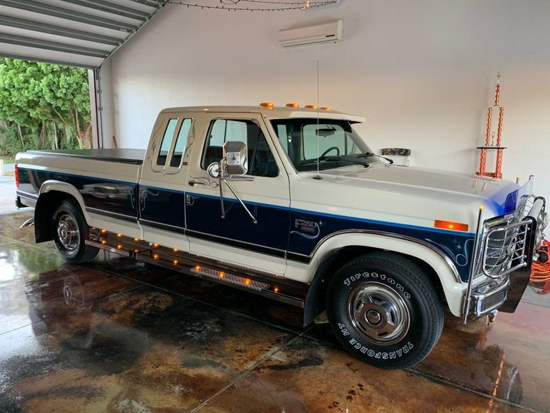 1986 Ford 100