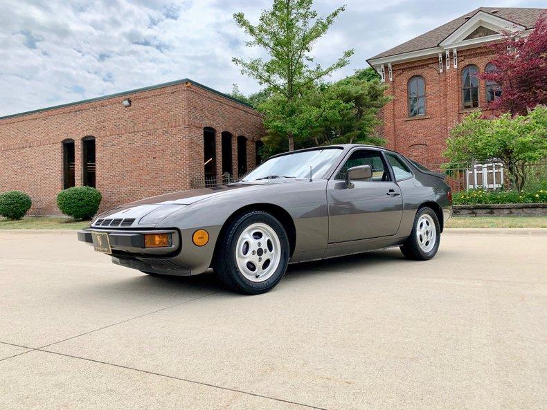 1978 Porsche 924