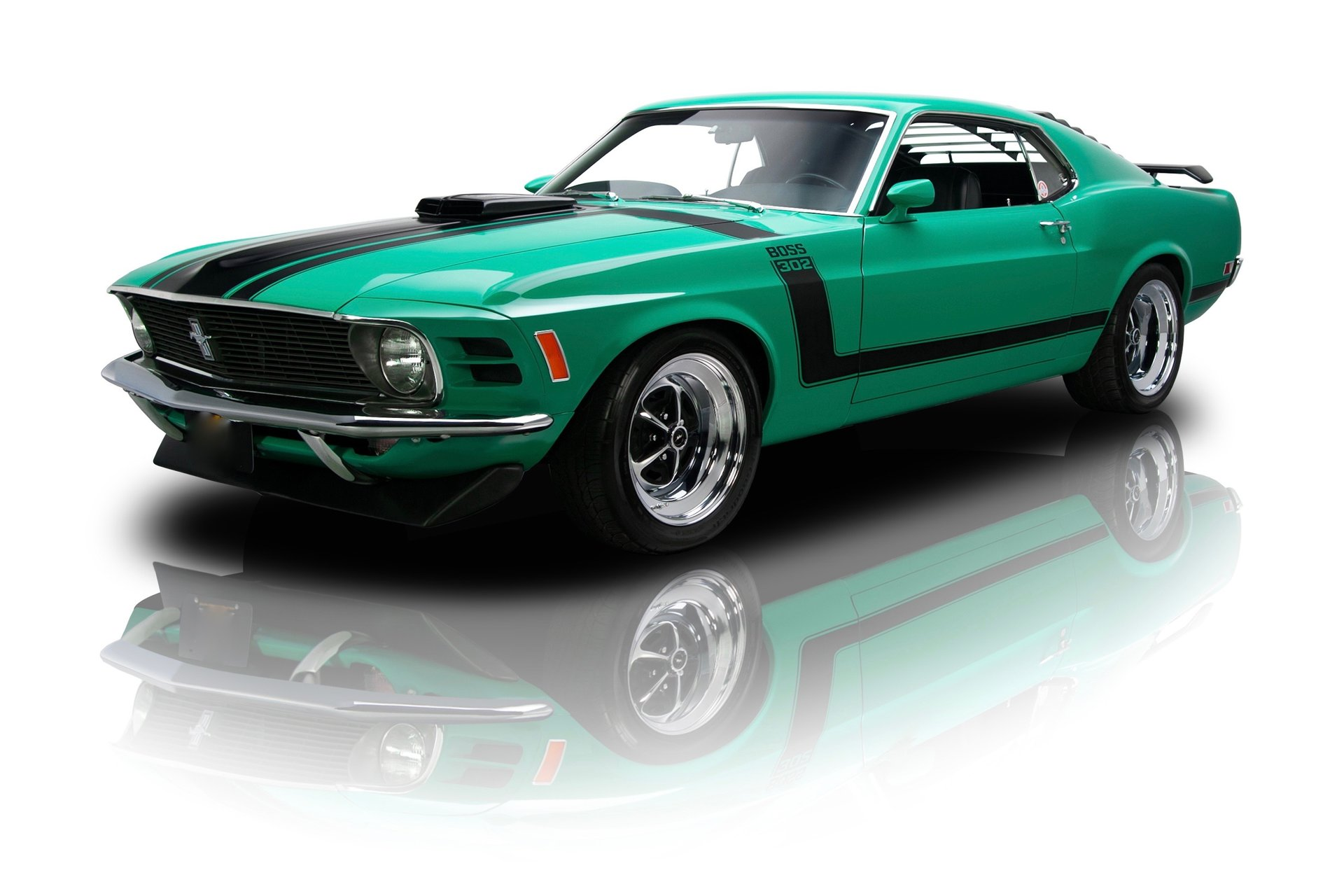 1970 Ford Mustang Boss 302 Showdown Auto Sales Drive Your Dream Paint Color Chart