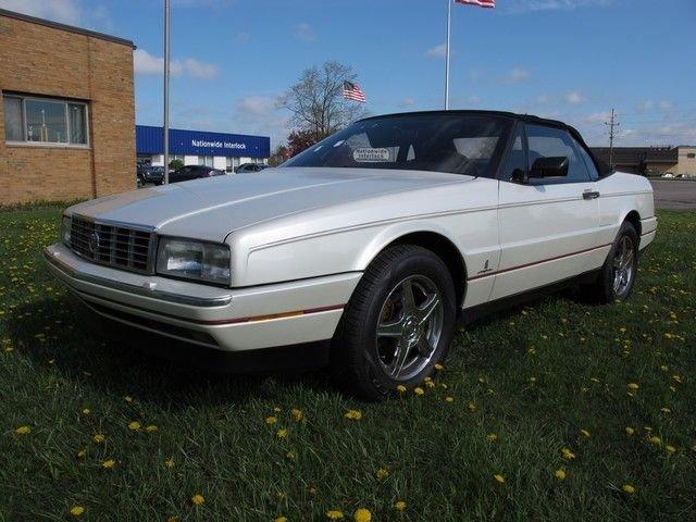 1989 Cadillac Allante For Sale