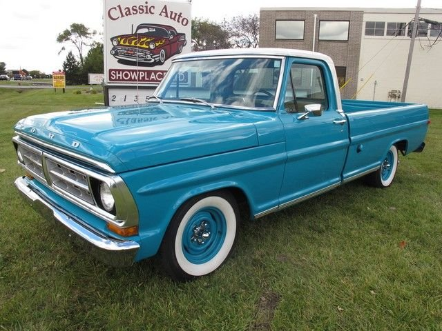 1971 Ford Ranger For Sale