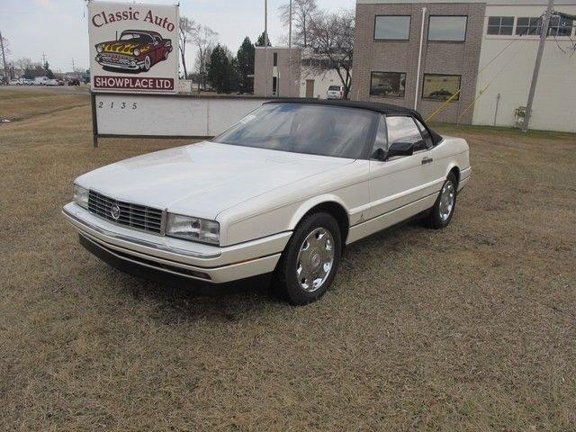1991 Cadillac Allante For Sale