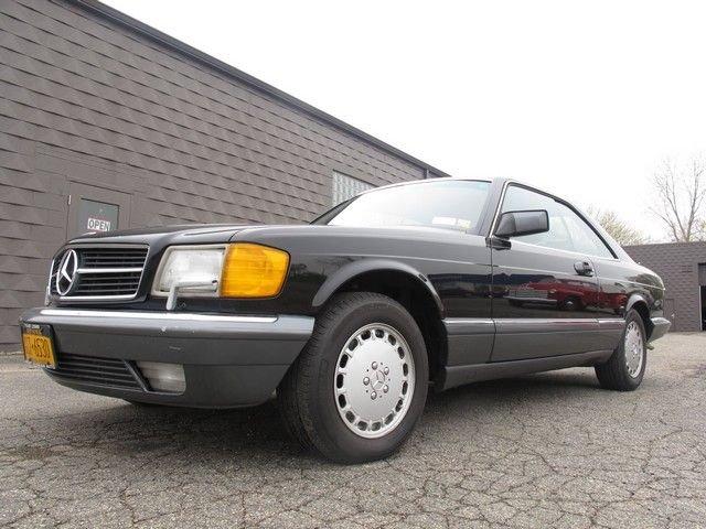 1991 Mercedes-Benz 560SEC For Sale