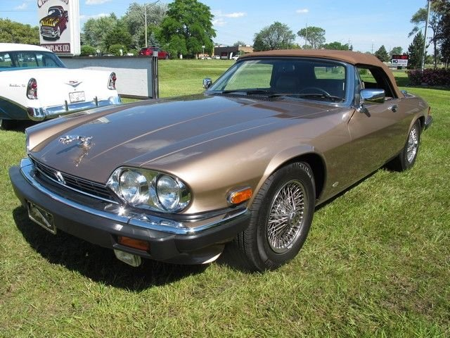 1988 Jaguar XJSV For Sale