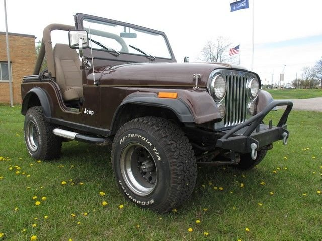 1980 jeep cj5 base