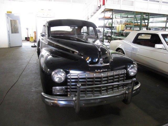 1948 dodge sedan base