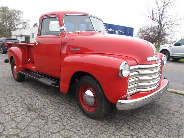 1948 Chevrolet 3/4 Ton Thriftmaster For Sale